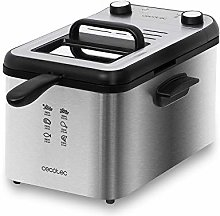 Cecotec CleanFry Infinity Electric Fryer,