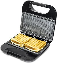 Cecotec Sandwich Maker with Grill Plates and