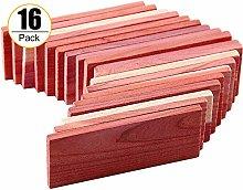 Cedar Space Cedar Blocks for Closet Storage, 100%