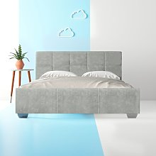 Cedeno Upholstered Ottoman Bed Hashtag Home