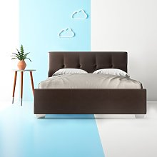 Cedillo Upholstered Ottoman Bed Hashtag Home