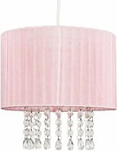 Ceiling Chandelier Lamp Shade Light Acrylic Jewel