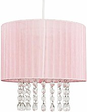 Ceiling Chandelier Lamp Shade Light Acrylic Jewel