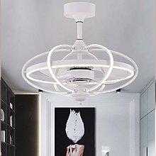 Ceiling Fan LED Light, 106W Adjustable Wind Speed,