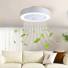 Ceiling Fan LED Lights 7 Blades Adjustable Wind