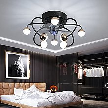 Ceiling Fan Light with Remote Silent Ceiling Fans