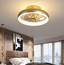 Ceiling Fan Lights with Remote Control Gold Silent