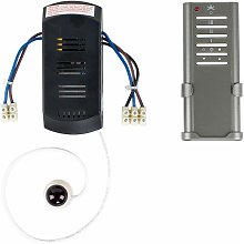 Ceiling Fan Remote Control Kit - On Off - 3 Speed
