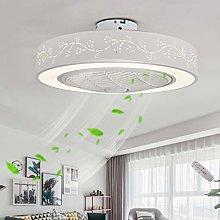 Ceiling Fan with Lighting Fan Modern LED Ceiling
