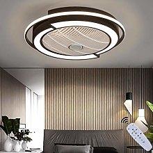 Ceiling Fan with Lighting Fan Pendant Light LED