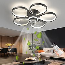 Ceiling Fan with Lighting LED Ceiling Lamp