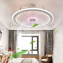 Ceiling Fan with Lighting LED Light Modern