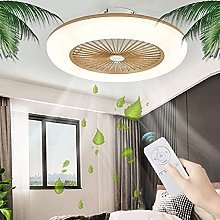 Ceiling Fans with Lighting, Dimmable with Remote