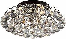 Ceiling Lamp, Led Crystal Ceiling Lamp, Simple