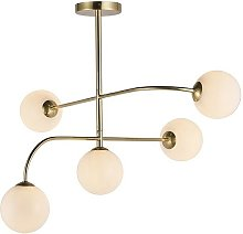 Ceiling Lamp Otto Steel Ceiling Lamp