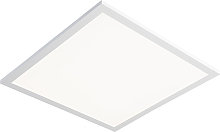 Ceiling lamp white 45 cm incl. LED with remote