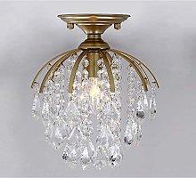 Ceiling?Light Modern Crystal Chandelier Mini Style