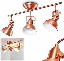 Ceiling Light Tina in Metal, Copper Finish - 3