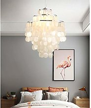 Ceiling Lights Dining Room Shell Piece Chandelier