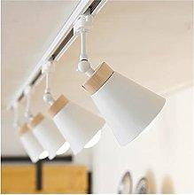 Ceiling Lights LED Track Light with E27 Rail