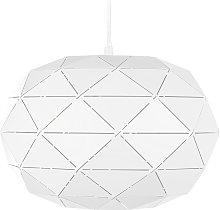 Ceiling Pendant Lamp Light Geometric Triangles