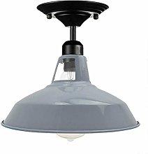 Ceiling Pendant Light, Vintage Industrial Ceiling
