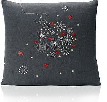 Celebration Cushion Cover 18' Bed Sofa