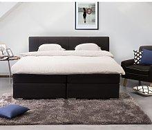 Celina Upholstered Bed Frame Ebern Designs Colour: