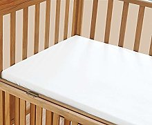 CELINE LINEN Silky Soft Baby Crib Fitted Sheet%100