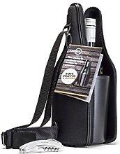 Cellardine - CaddyO Wine Bottle Chiller - Black