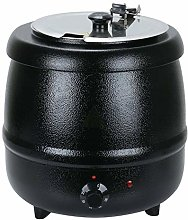 CellDeal 10L Chafing Dish Soup Warmer Stainless