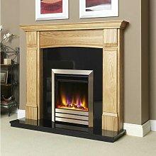 Celsi Electric Fire Inset Fireplace Heater Modern