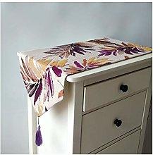 Cenliva Non Slip Heat Resistant Table Runner,