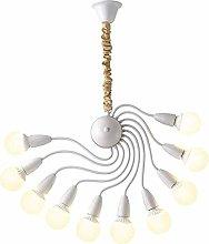 CENPEN Ceiling Light,Modern Creative 10 Flame