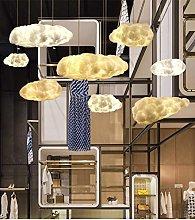 CENPEN * Cloud Simple Soft Cotton Ceiling Lamp
