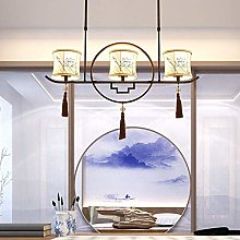 CENPEN Modern Three-Headed Zen Tea Room Restaurant
