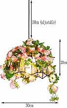 CENPEN Pendant Lights, Creative Flower Restaurant