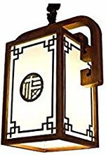 CENPEN Pendant Lights, Retro Chinese Chandelier,