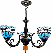 CENPEN Tiffany Style Stained Glass Mediterranean
