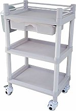 CENPEN Trolley On Wheels Tool 3 Tier Medical