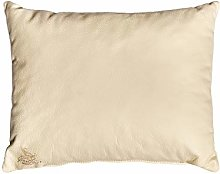 Centaur leather cushion handmade in Germany sofa