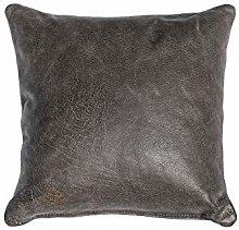 Centaur leather cushion handmade in Germany sofa