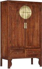 Centrahoma 2 Door Wardrobe by Bloomsbury Market -