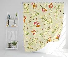 Centralmont Polyester Shower Curtain Set Rosalind