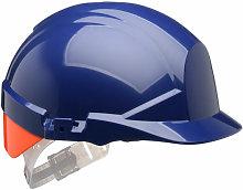 Centurion - REFLEX SAFETY HELMET BLUE C/W ORANGE