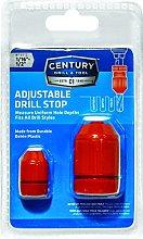 Century Drill & Tool 73512 Adjustable Drill Stop,