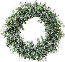 CENZY Christmas Wreath Topiary Wreaths Green