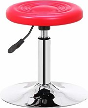 CEQKR Beauty salon stool haircut shop rotary stool