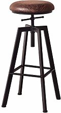 CEQKR Wall chair rotating high chair lifting bar