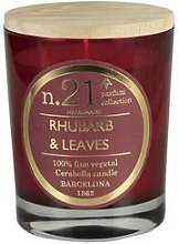Cerabella - Natural Wax Aromatic Candle Rhubarb &